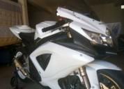 Gsxr 600 k8 k9 l0 gasolina cor branco