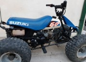 Moto 4 para criancas gasolina cor azul