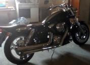 Vendo mota gasolina cor preto