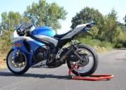 Gsxr 1000 k9 gasolina cor azul
