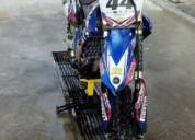 Yamaha yz 2011 sem matricula cor azul