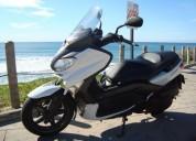 Yamaha xmax 125 gasolina cor branco