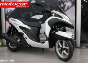 Yamaha tricity gasolina cor branco