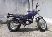 Yamaha tw 125 gasolina