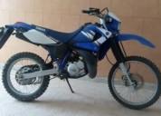 yamaha dtr 125 gasolina cor azul