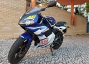 Yamaha tzr 50 cor azul