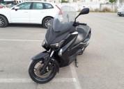 Yamaha x max 125 11 gasolina cor preto