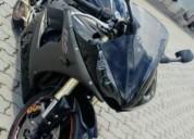 Yamaha yzf r6 deltabox iii gasolina