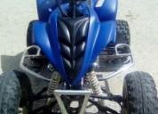 Yamaha yfm 350 r raptor 350 gasolina cor azul