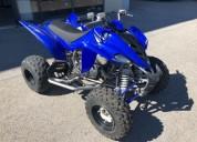 Yamaha yfm 350 raptor particular excelente estado gasolina cor azul