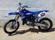Yamaha yz 125 gasolina