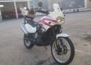 Yamaha super tenere st 750 gasolina cor branco