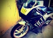 Yamaha tzr r gasolina
