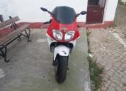 Vendo mota yzf 1000 gasolina cor branco