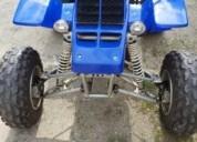Yamaha banshee 350 gasolina cor azul