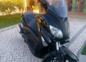 Yamaha xmax 125 gasolina cor preto