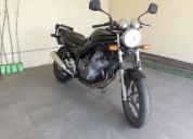 Yamaha xj 600 n oportunidade gasolina cor preto