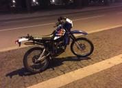 yamaha dt 50 gasolina cor azul