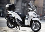 Yamaha xenter 125 diesel cor branco