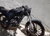 Yamaha rz 50 gasolina cor preto