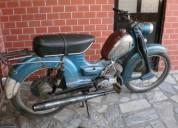 Zundapp para venda gasolina cor azul