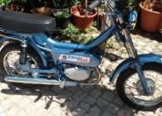Casal boss 1978 cor azul
