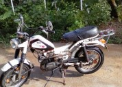 motorizada casal gasolina cor branco