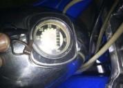 Casal masac gasolina cor azul