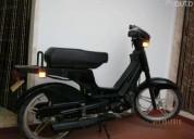 Casal bossini ciclomotor gasolina