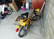 Casal maxi 104 gasolina cor amarelo