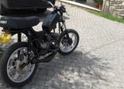 Casal boss 6v gasolina cor preto
