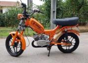 Casal boss 2v gasolina cor laranja
