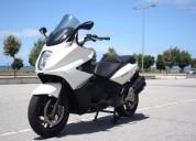 Gilera gp 800 gasolina cor branco