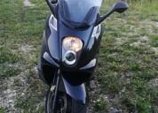 Gilera gp 800 gasolina cor preto