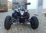 Moto 4 ktm gasolina cor preto