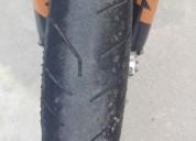 Ktm 520 exc gasolina cor laranja