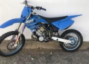 Tm 250 ktm gasolina cor azul