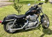 Harley davidson 53c gasolina cor preto
