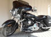 Harley davidson road king gasolina cor preto