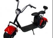 Scooter eletrica citycoco 5 last mille vii eléctrico cor branco