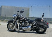 Harley davidson heritage softail gasolina cor outra