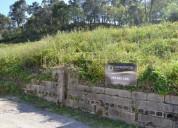 Terreno urbano para construcao na sapataria en sobral de monte agraço