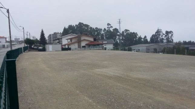 Terreno EN1 Ideal para exposicao Stand Automoveis en Santa Maria da Feira
