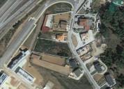 Terreno com a zona industrial en vila real