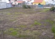 Alugo terreno em perafita junto a28 e aeroporto en matosinhos