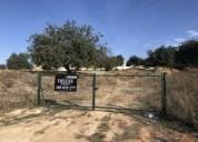 Optimo terreno para arrendamento em almancil 750 en loulé