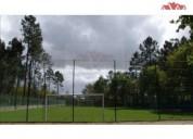 Centro desportivo de futebol em vila verde
