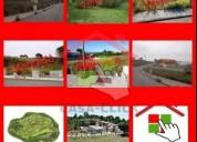 Varios lotes de terreno para venda quinta de santa barbara en constância