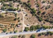 Alugo terreno na jordana moncarapacho olhao 7 km da praia fuzeta en olhão