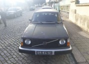 Volvo 245 dl classico 76 gasolina car